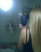 Z rudego na blond...