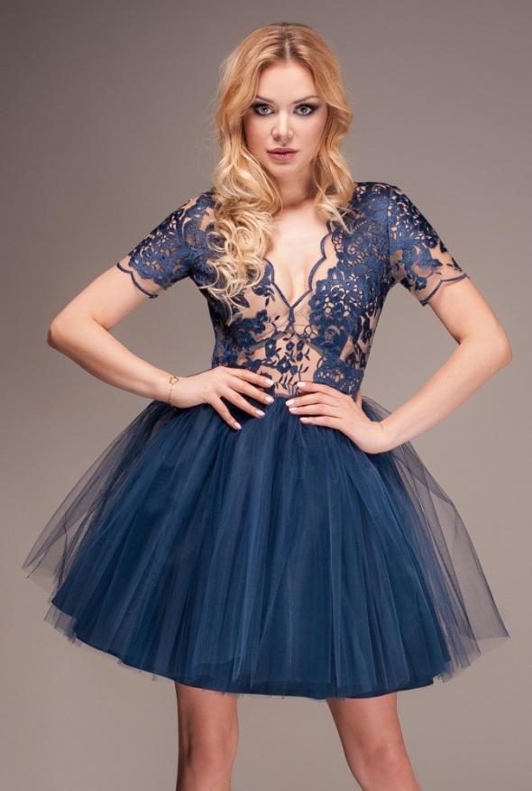 Ubrania Koronkowa sukienka LOU
