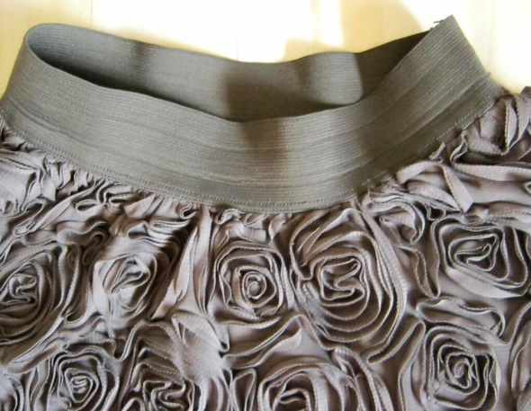 Spódnice Dziewczęca spódniczka różyczki Promod