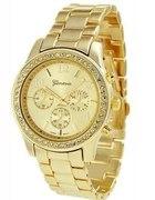 ZegareK złoty GENEVA