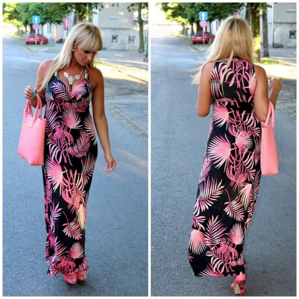 Blogerek Sukienka na upalne dni