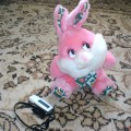 Pluszowy króliczek
