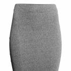 Spódnica H&M szara midi