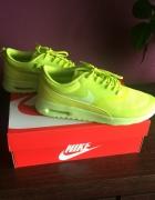 Nike Air Max Thea limonkowe cytrynowe neon