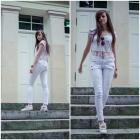 White Look