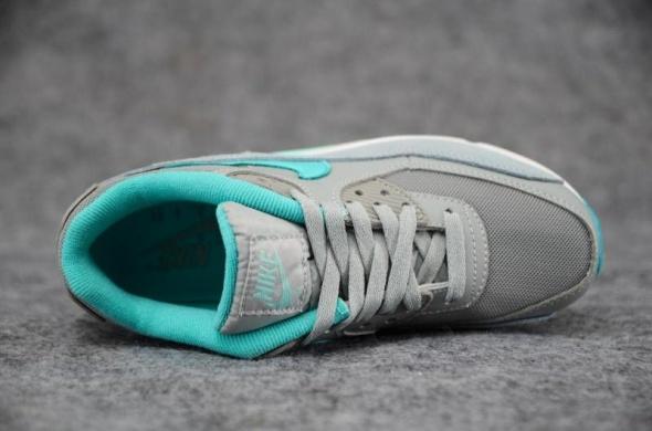 Nike Air Max 90 szare miętowe 36 37 38 39 40 w Sportowe