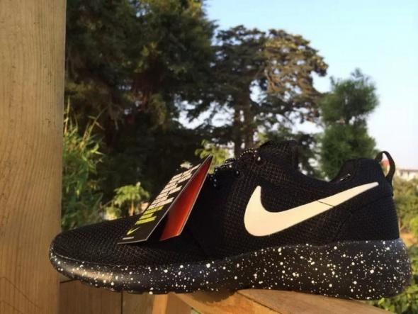 pierwsza stawka topowe marki kup najlepiej Nike Roshe Run Space Oreo 36 37 38 39 40 41 w Sportowe ...