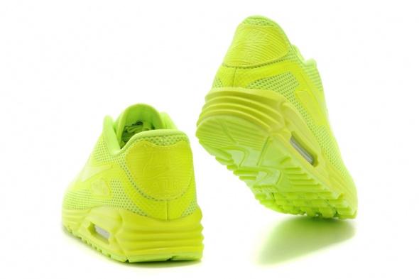 Nike AIR MAX LUNAR 90 C30 neon żółte od 36 do 40 w Sportowe