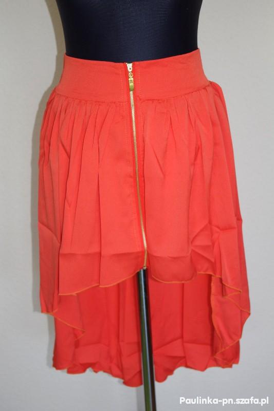 Spódnice Asymetryczna