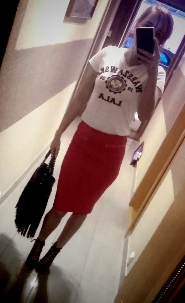 red&white...