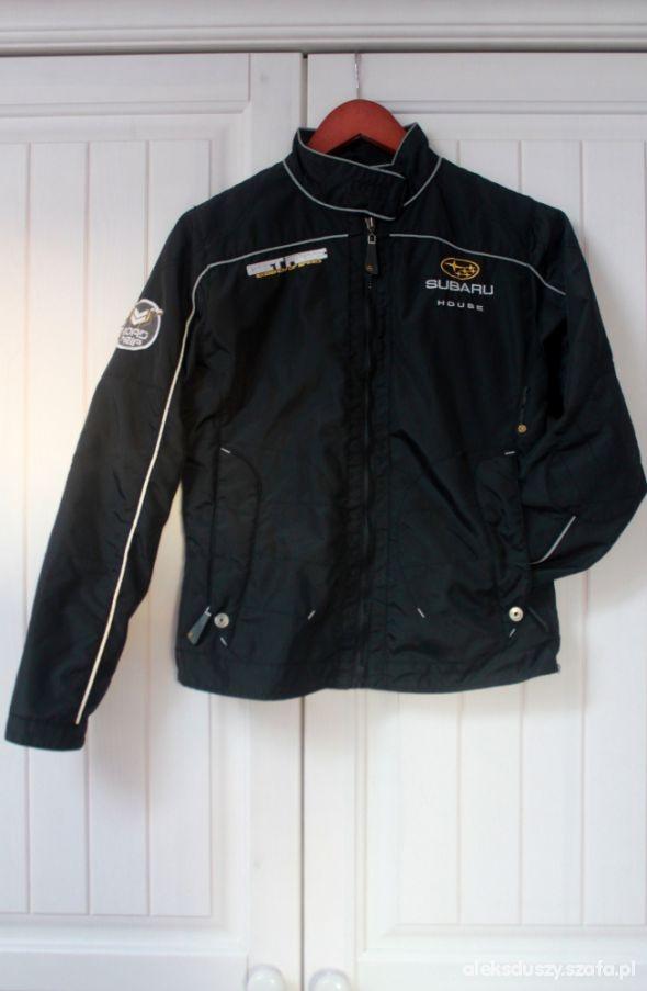 Ubrania kurtka czarna House Subaru rozmiar M