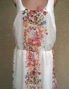 Elegancka sukienka rozm ok 44 46