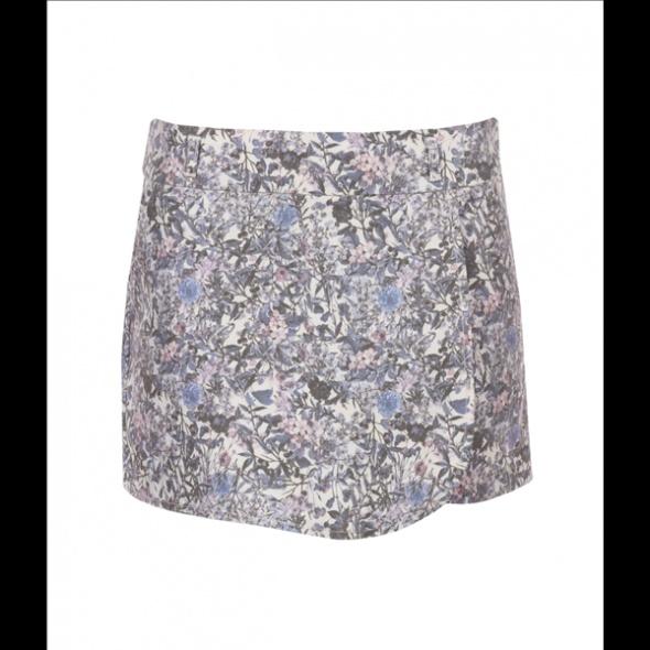 Carry szorty spódnico spodnie denim łączka...