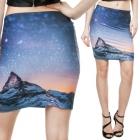 Spódniczka MINI miniówka spódnica starry