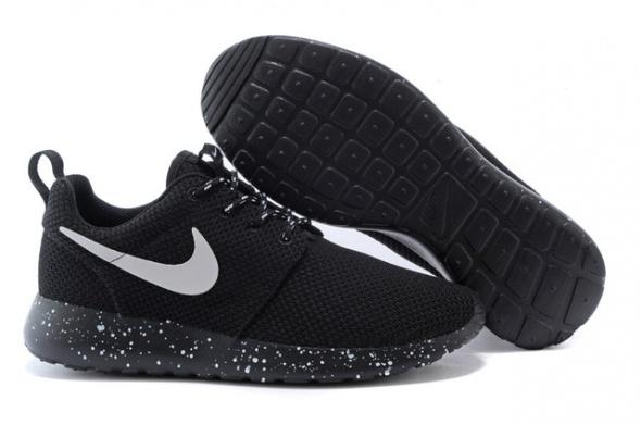 87bd81e7c61dd Nike Roshe Run Space Oreo czarno białe w Sportowe - Szafa.pl