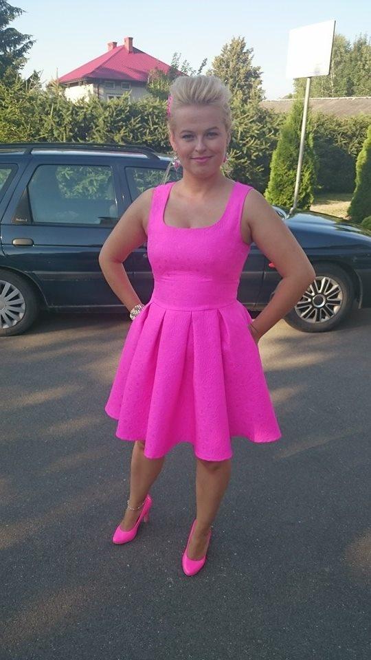 Na specjalne okazje Różowa Neonkowa bo Kocham Neony