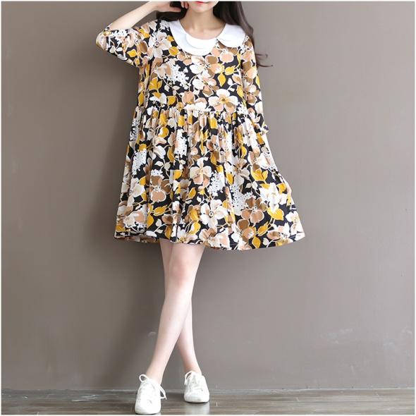 Sukienka retro