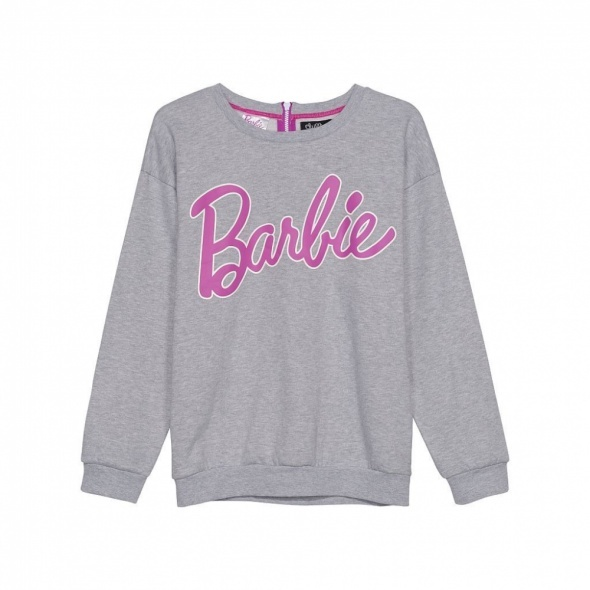 Barbie szara bluza Cropp Town CroppTown...