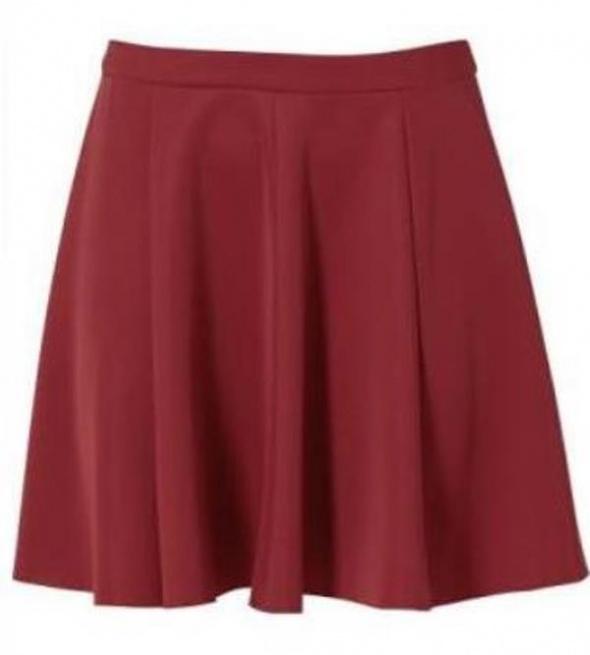 Spódnice Nowa czerwona spódnica 44 46