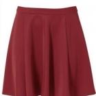 Nowa czerwona spódnica 44 46