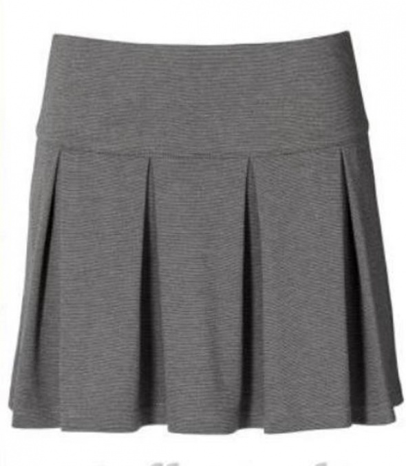 Spódnice Nowa szara plisowana spódnica 42 XL
