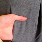 Nowa szara plisowana spódnica 42 XL