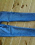 tregginsy spodnie