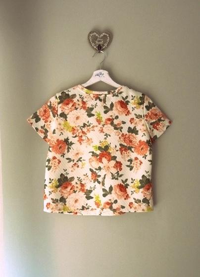 Bluzki Floral top