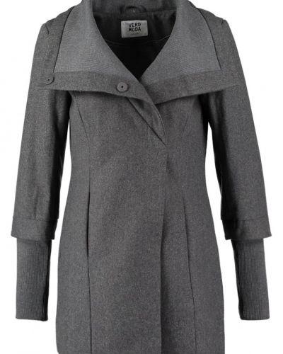 Płaszcz wełniany klasyczny VEROMODA medium grey 36...