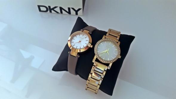 Zegarki zegarki bracia DKNY