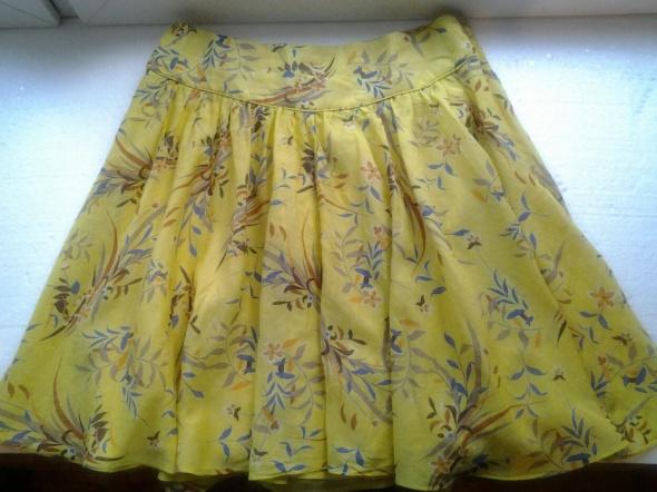 Spódnice Rozkloszowana spódniczka floral