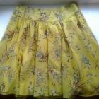 Rozkloszowana spódniczka floral