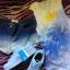 Adidas Superstar Supercolor Pharrell błękitne