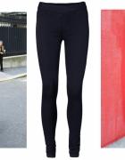 legginsy jeansy slim...