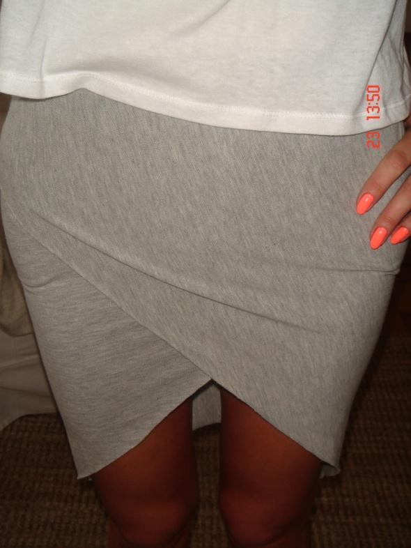 Spódnice dresowa spódnica bandażowa