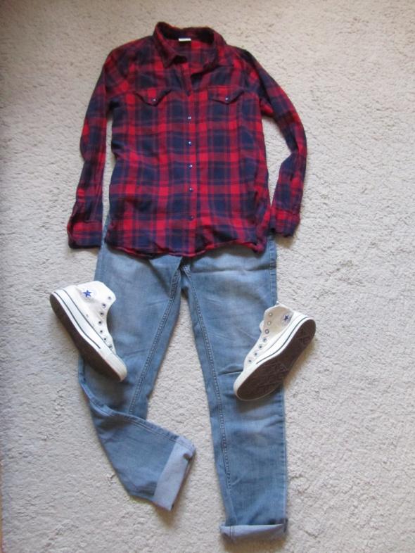 Codzienne boyfriend jeans
