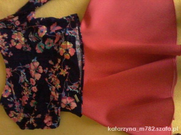 Spódnice Spódnica rozkloszowana pianka