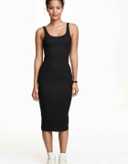 Sukienka w prążek H&M