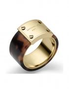 Michael Kors piękny pozłacany Nowy pierścionek