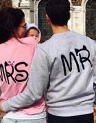 MRS & MR komplet niego i dla niej BLUZY