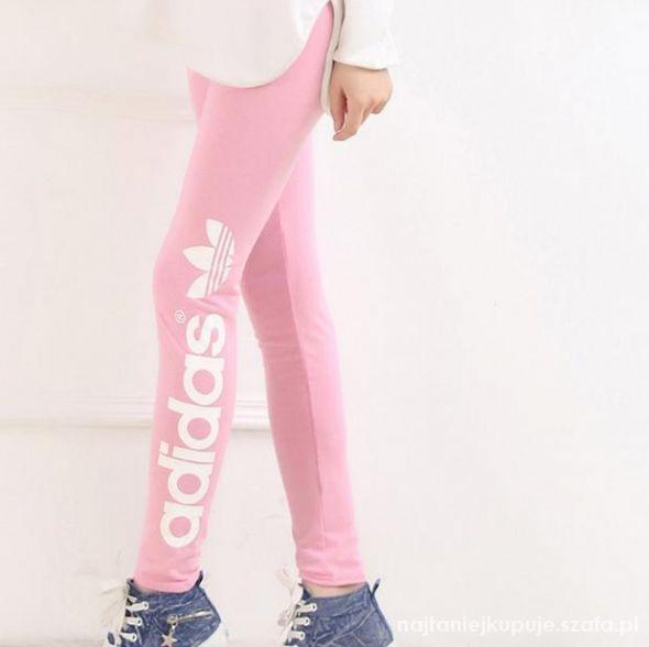 Komplet Adidas legginsy + bluzka gdzie kupić ? , #adidas