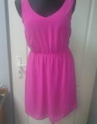 ZWIEWNA sukienka Fukcja firmy CA roz 38