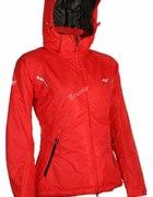 4F narciarska M czerwona kurtka zimowa kudn008