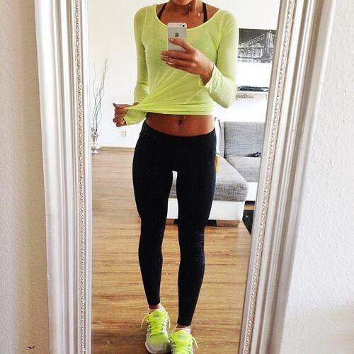 Sportowe Sportowa limonka