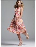 JEDWABNA Sukienka Victoria Secret M 38...