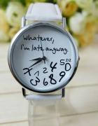 śliczny tani zegarek dużo kolorów 20zł