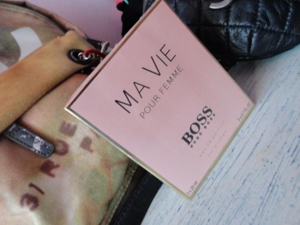 Perfumy Hugo Boss Ma vie pour femme 3x20 ml