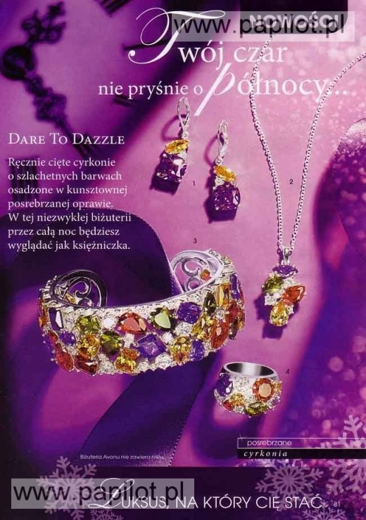 Dare to Dazzle Avon...