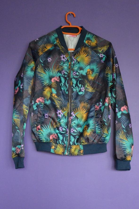 Bluza bomber jacket