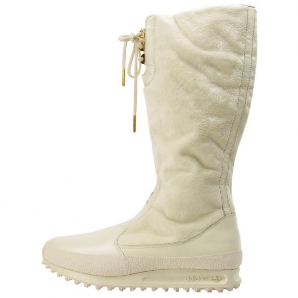 Kozaki Sniegowce adidas